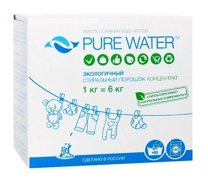 Экологичный концентрат PURE WATER