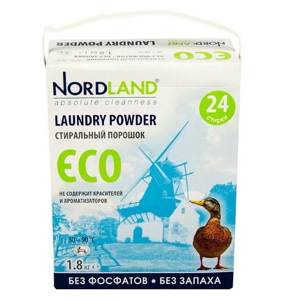 Стиральный порошок Nordland Eco Laundry Powder