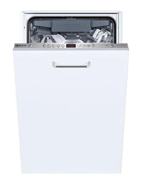 Узкая но вместительная модель ПММ S585N50X3R от Нефф