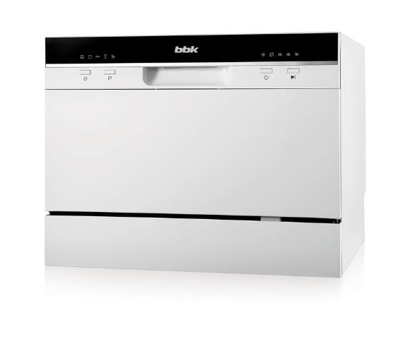Компактная ПММ BBK 55-DW011 для маленькой кухни