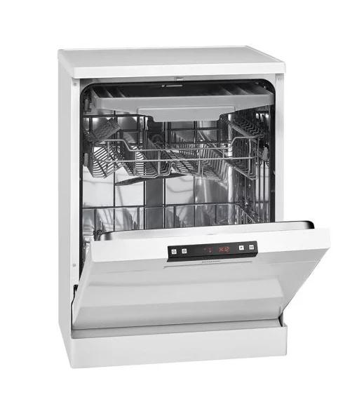 Bomann GSP 850 white - вместительная ПММ для большой семьи