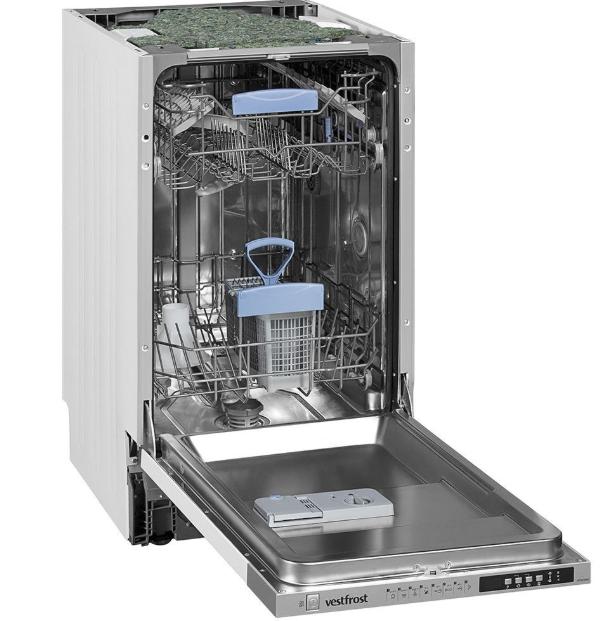 Модель Vestfrost VFDW4532 с таймером и сигналом
