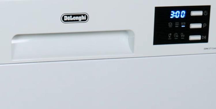 Дисплей посудомоечной машины «Делонги»
