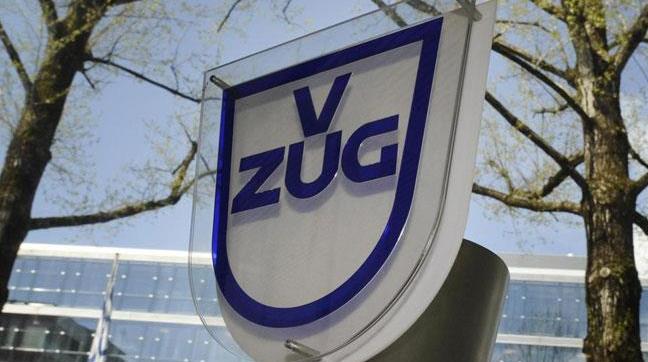 Логотип бренда V-ZUG из Швейцарии