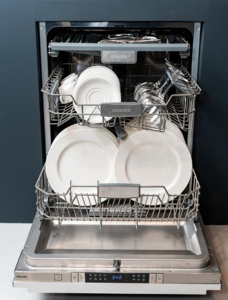 Внешний вид посудомоечной машины «Грауде»