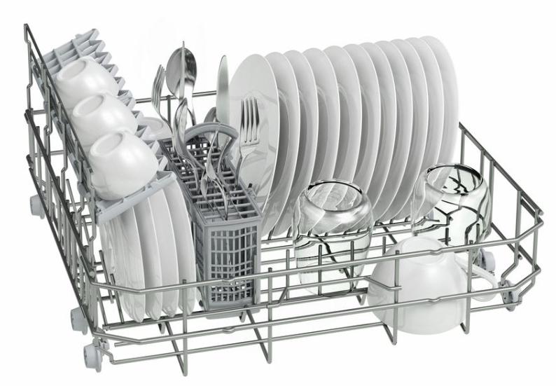 Бункер небольшой посудомоечной машины