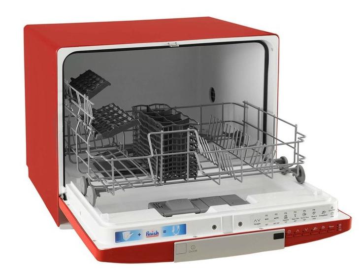 ПММ Electrolux ESF 2400 OH в красном дизайне