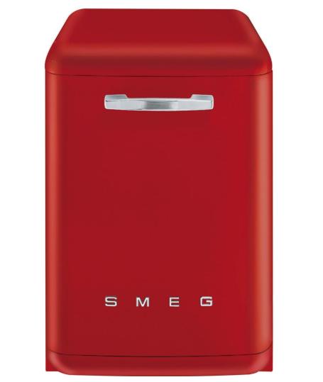 Красная ПММ премиум класса Smeg BLV2P-2
