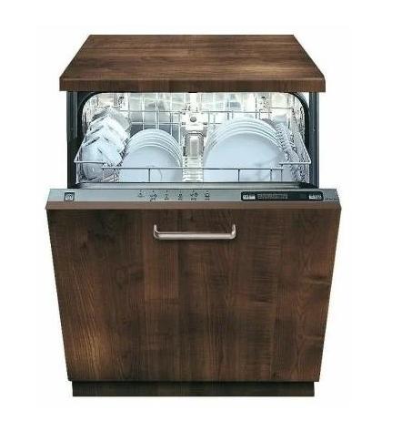 ПММ HANSA ZIM 614 H с деревянным дизайном