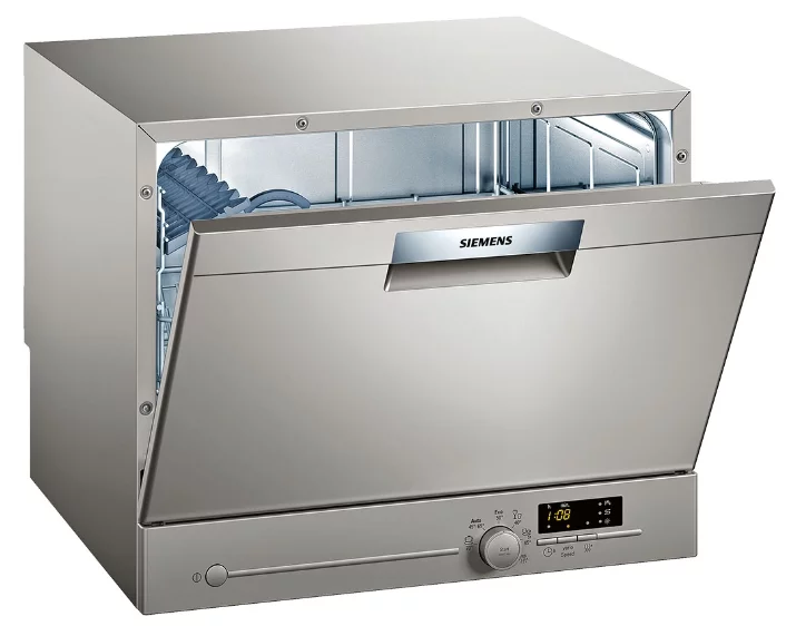 Мини-посудомойка Siemens SK 26E821