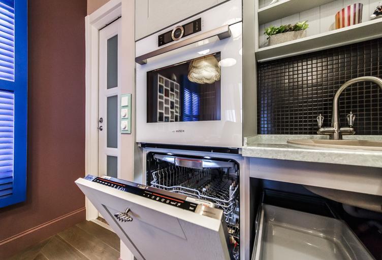 Соседство духовки и ПММ