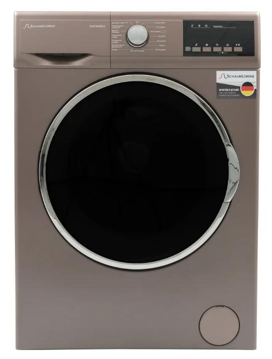 СМА Schaub Lorenz SLW MG5532 в коричневых тонах