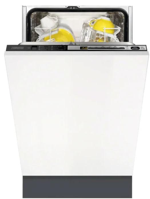 Модель ПММ Zanussi ZDV 91506 FA с сенсором чистой воды