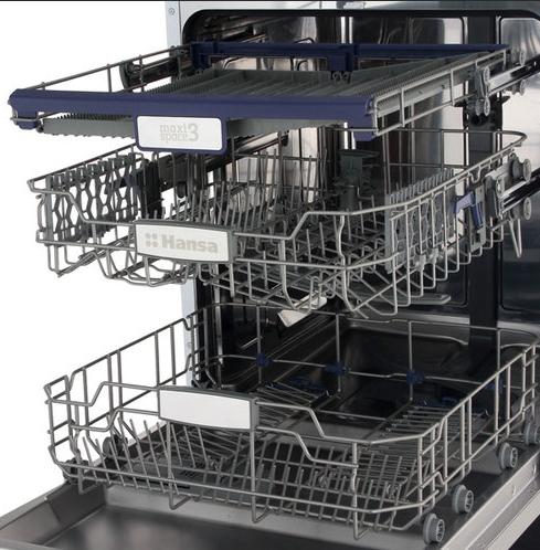 Посудомоечная машина Hansa ZIM 628 EH с технологией Zone Wash