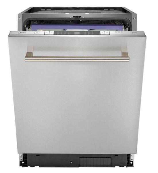Обзор посудомоечных машин Midea 60 см