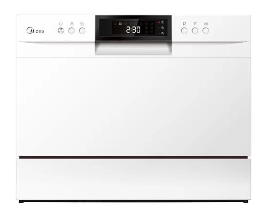 Обзор компактных посудомоечных машин Midea