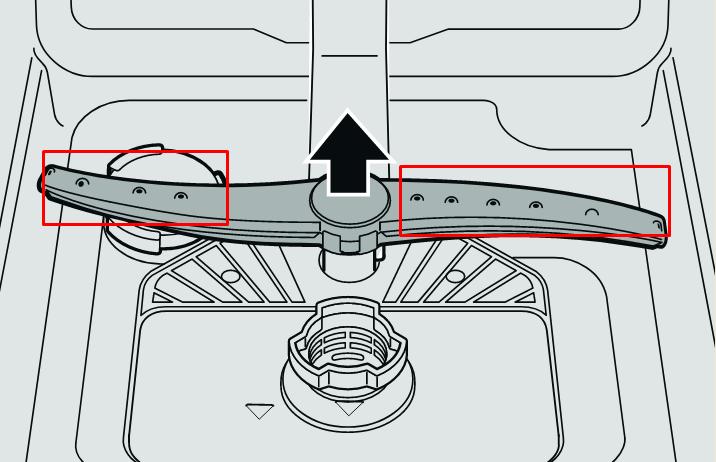 Коды ошибок и ремонт посудомоечных машин LEX
