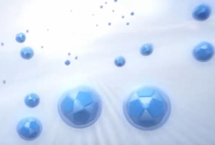 Поверхностно-активные вещества в воде