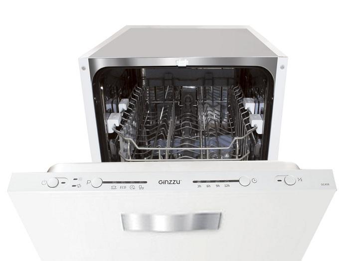 Посудомоечная машина бренда Ginzzu