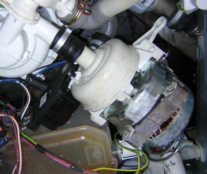 Коды ошибок и ремонт посудомоечных машин MBS